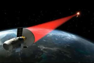 Sateliten im Einsatz für das Blue Beam Projekt